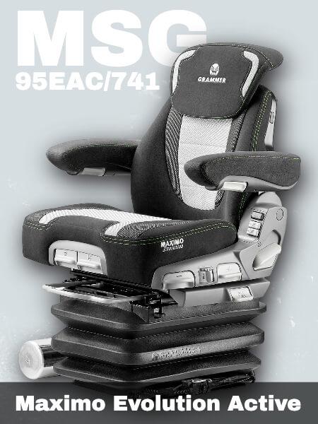 Maximo Evolution MSG 95EAC 741