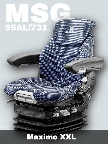 Maximo XXL MSG 95AL 731